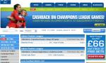 Blue SQ online bookmaker website