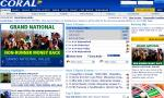 Coral bookmaker website