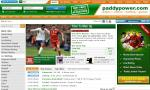 Paddy Power sportsbook website