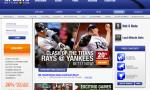 Sportsbetting website preview